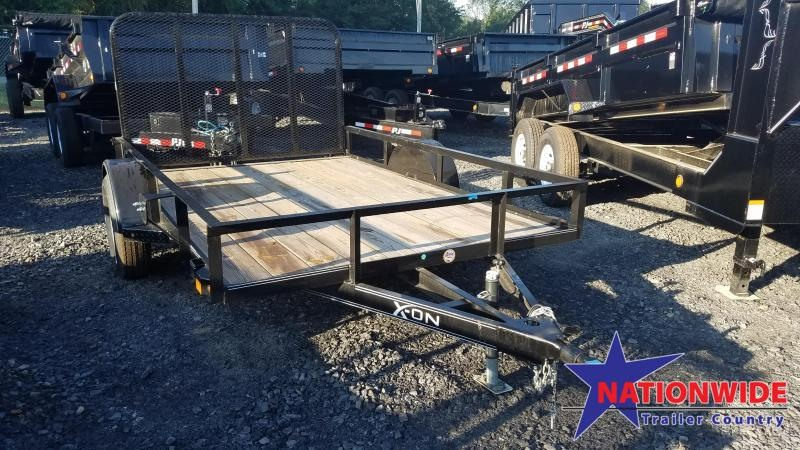***PRICE REDUCTION***2019 X-On 77X10 SA Utility Trailer