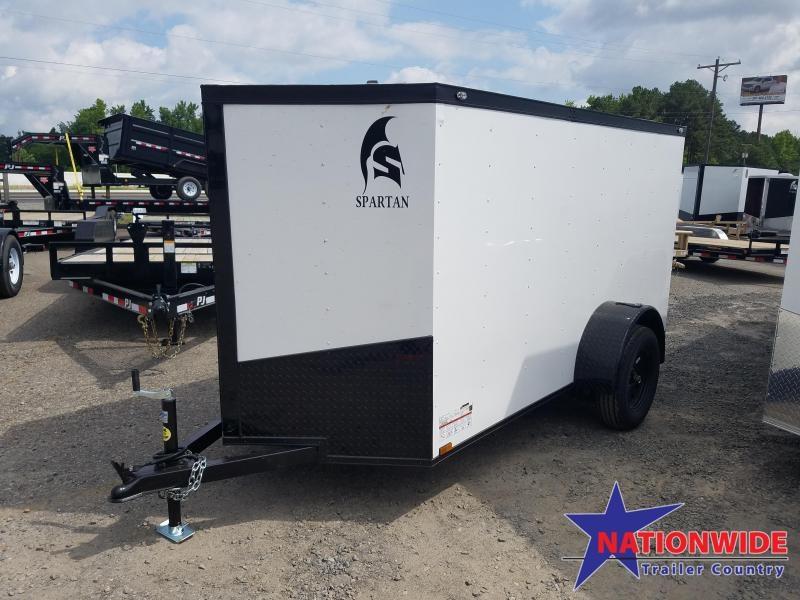 ***PRICE REDUCTION***2019 Spartan 5X10 SA Enclosed Cargo Trailer