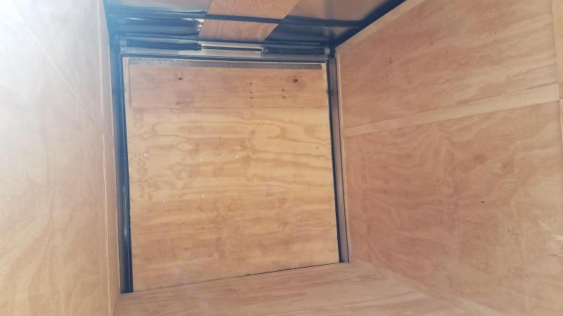 2020 Spartan Cargo 7X16 TA Enclosed Cargo Trailer