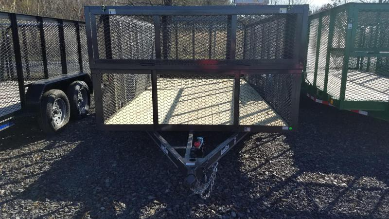 2020 East Texas 83X14 LANDSCAPE Utility Trailer