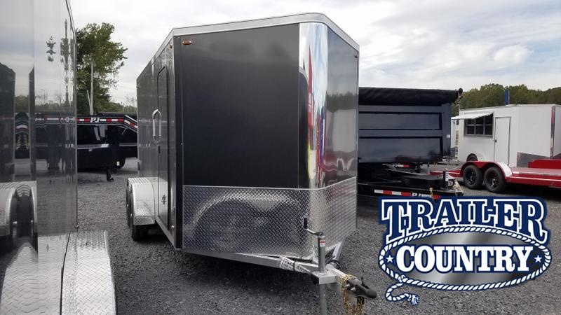 2020 Legend Trailers 7X17 TA Enclosed Cargo Trailer