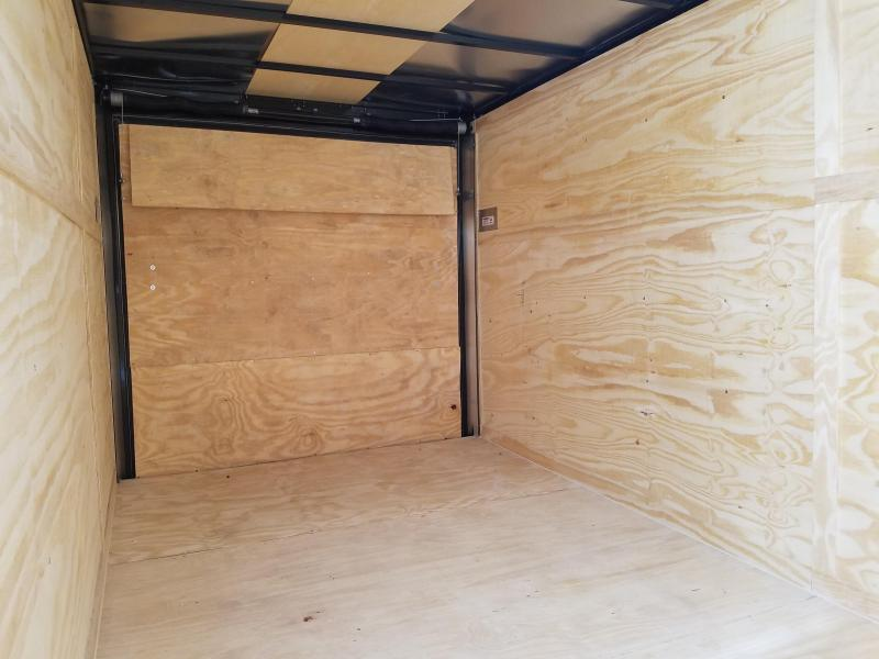 ***PRICE REDUCTION***2019 Spartan 7X16 TA Enclosed Cargo Trailer