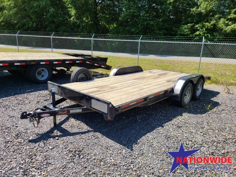 2018 Heartland 83X18 Car / Racing Trailer