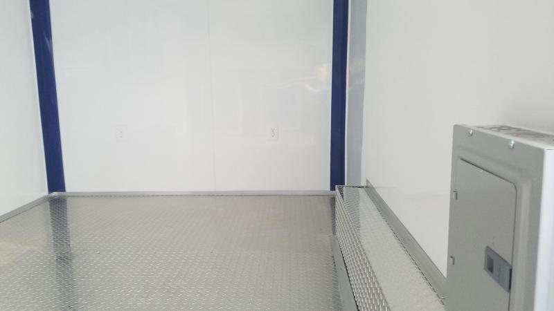 2020 Spartan 8X16 TA Vending / Concession Trailer
