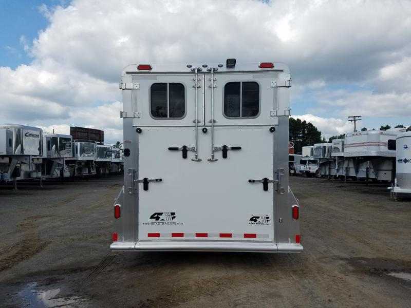 ***PRICE REDUCTION***2019 4-Star Trailers 2 HORSE Trailer