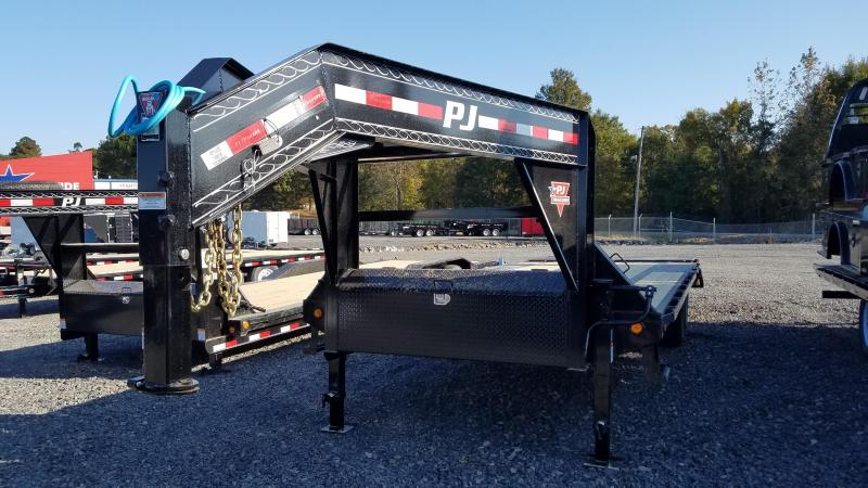 2020 PJ Trailers 102X25 LOW PRO Flatbed Trailer