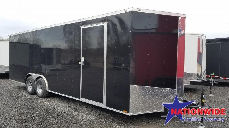 2020 Spartan Cargo 8.5X24 TA Enclosed Cargo Trailer