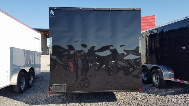 2020 Spartan Cargo 8.5X16 TA Vending / Concession Trailer