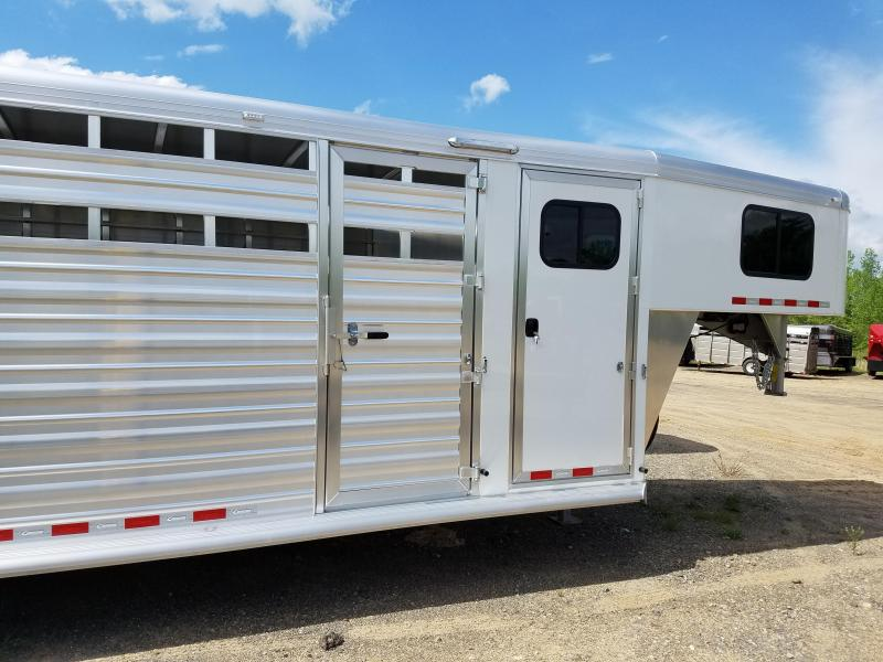 ***PRICE REDUCTION***2019 Cimarron Trailers LONESTAR Livestock Trailer