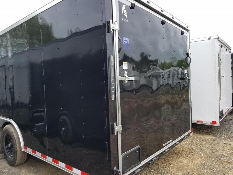 ***PRICE REDUCTION***2019 Spartan 7X14TA Enclosed Cargo Trailer