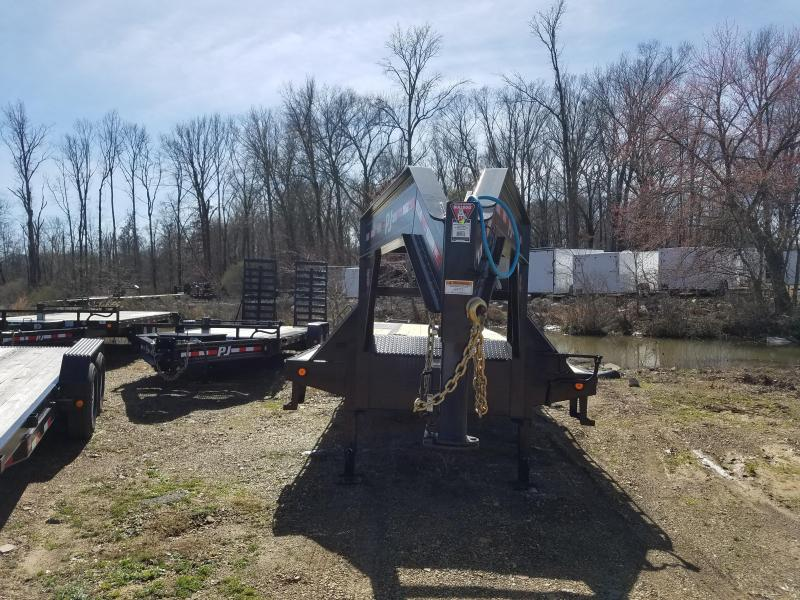 2019 PJ Trailers 32 LOW-PRO Flatbed Trailer