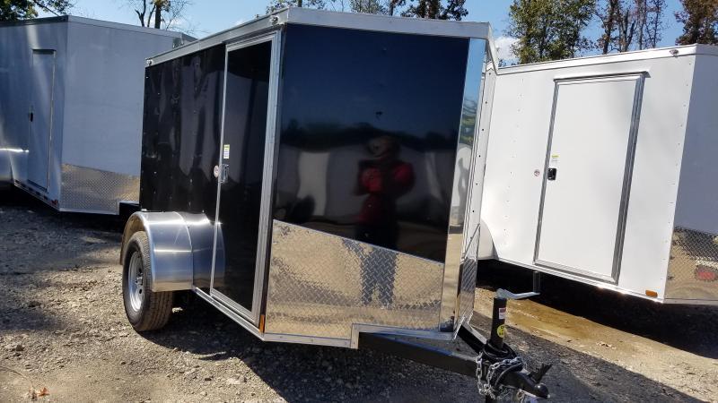 2020 Spartan 5X8 SA Enclosed Cargo Trailer