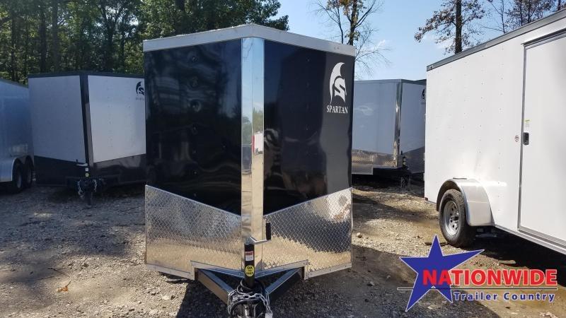 ***PRICE REDUCTION***2020 Spartan 5X8 SA Enclosed Cargo Trailer