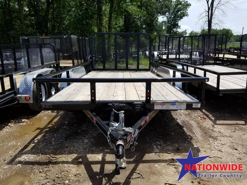 ***PRICE REDUCTION***2019 PJ Trailers 83X14 Utility Trailer