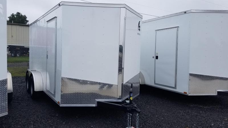 ***PRICE REDUCTION***2020 Spartan Cargo 7X14 TA Enclosed Cargo Trailer