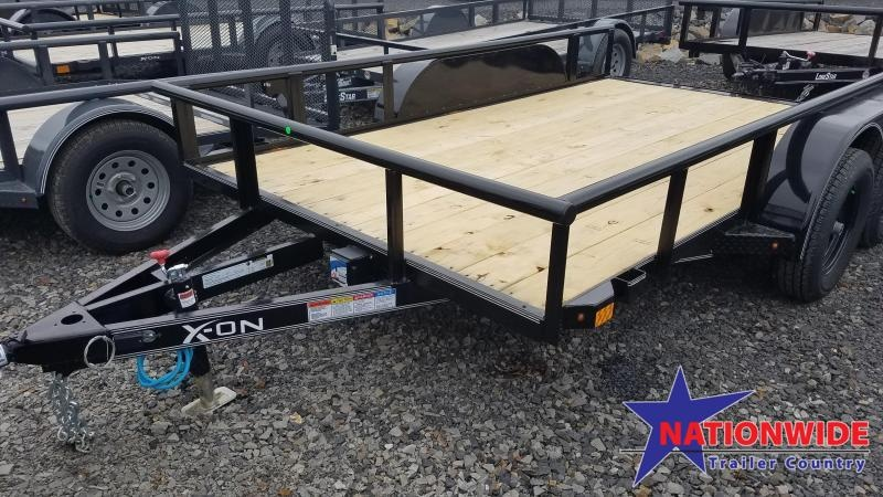 ***PRICE REDUCTION***2020 X-On 83X12 TA Utility Trailer