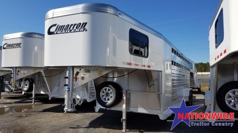***PRICE REDUCTION***2020 Cimarron Trailers LONESTAR Livestock Trailer