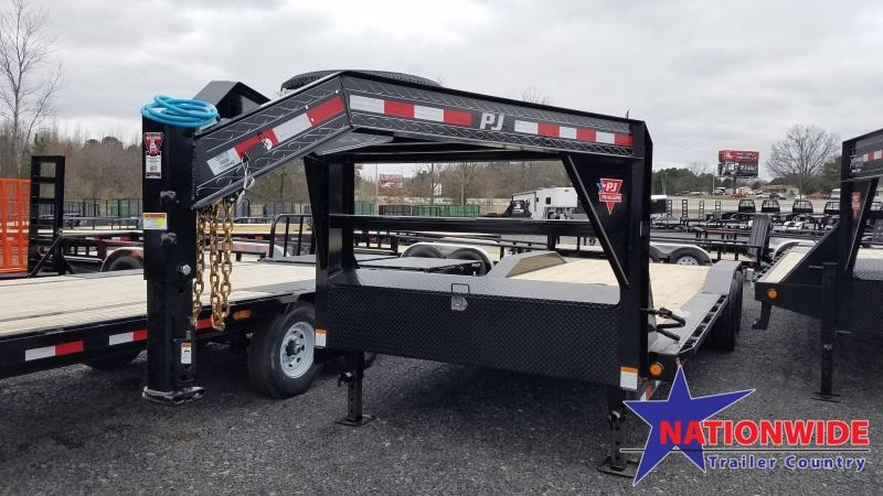 2020 PJ Trailers 102X24 SUPER-WIDE Car / Racing Trailer
