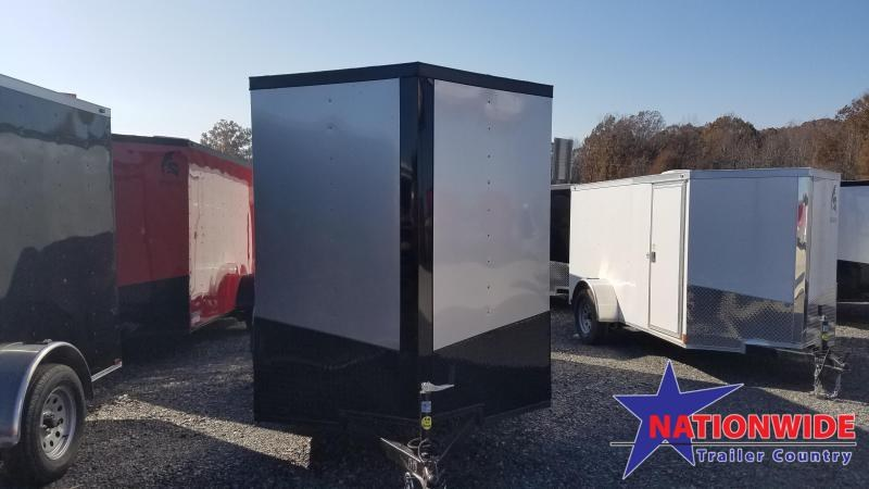 2020 Spartan Cargo 6X12 SA Enclosed Cargo Trailer