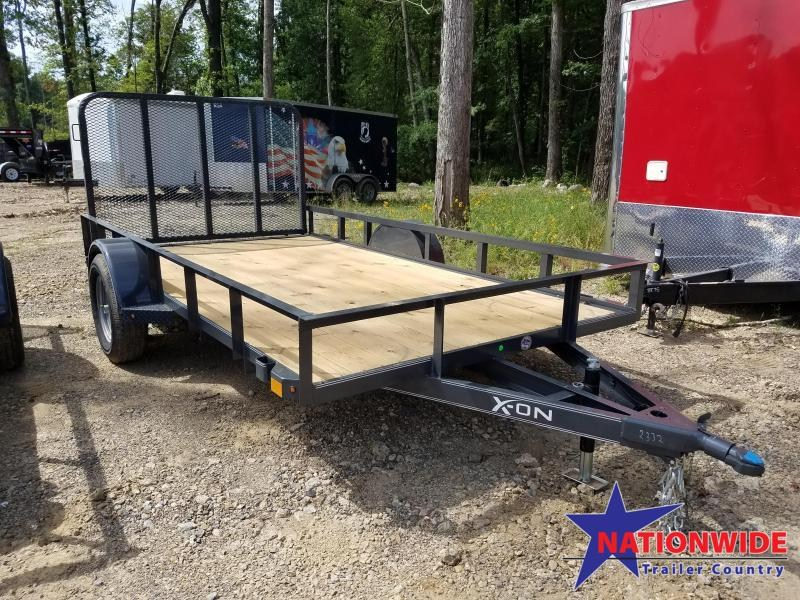 ***PRICE REDUCTION***2019 X-On 77X12 SA Utility Trailer
