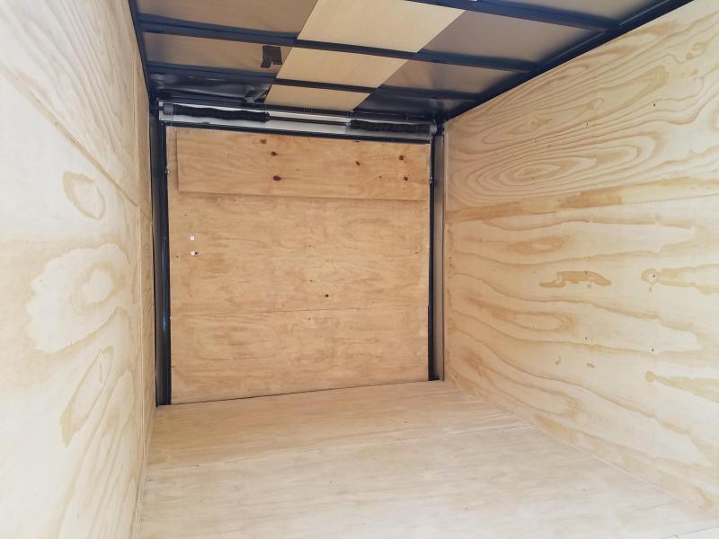***PRICE REDUCTION***2019 Spartan 7X16TA Enclosed Cargo Trailer