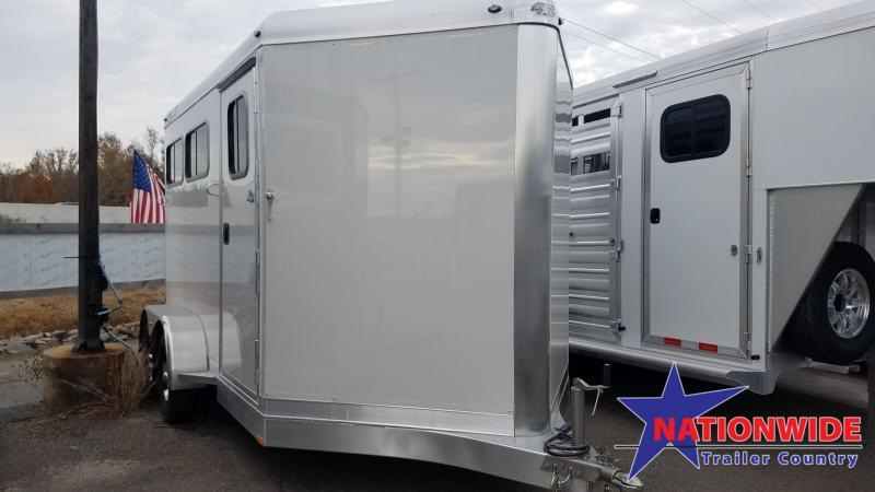 2020 4-Star Trailers RUNABOUT SLANT LOAD Horse Trailer
