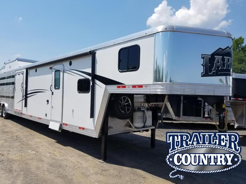 2019 Bison Trailers 8013 LAREDEO STOCK/COMBO Trailer