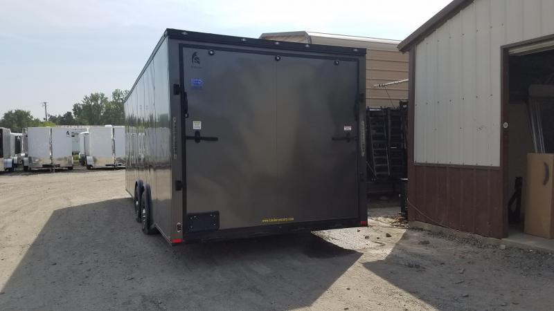 2018 Spartan 8.5X24 TA Enclosed Cargo Trailer