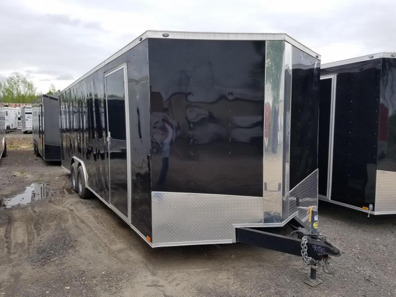 2018 Spartan 8.5X24 Enclosed Cargo Trailer
