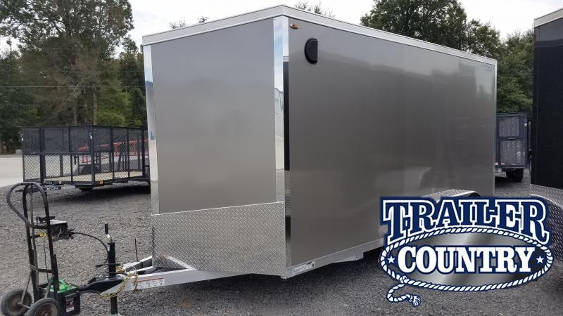 2020 Legend Trailers 7X16 TA Enclosed Cargo Trailer