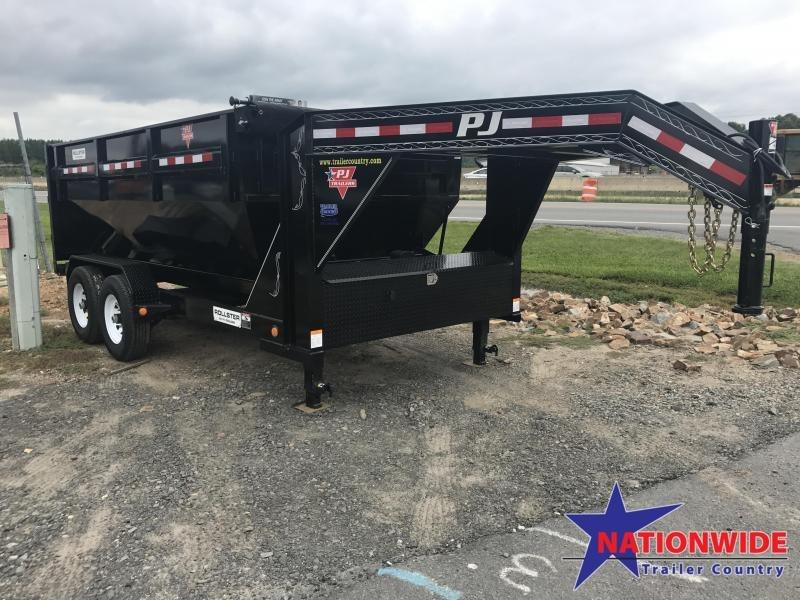 PJ Rollster Roll Off Dump Trailer-Bins Sold Seperately in  AR