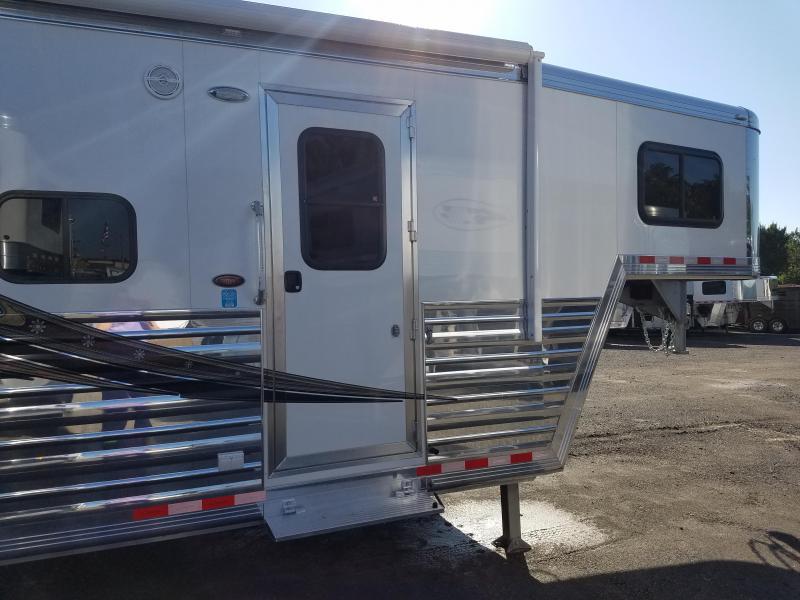 2018 Cimarron Trailers NORSTAR 3 HORSE Horse Trailer