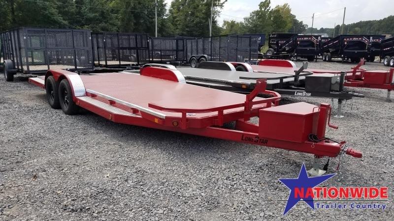 2019 East Texas 83X20 DREAM HAULER Car / Racing Trailer