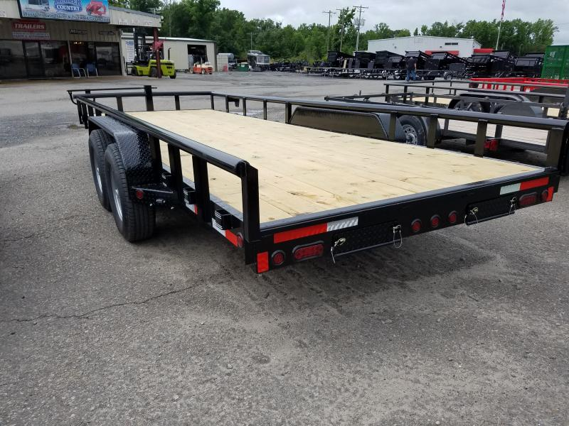 ***PRICE REDUCTION***2019 East Texas 83X20 Utility Trailer
