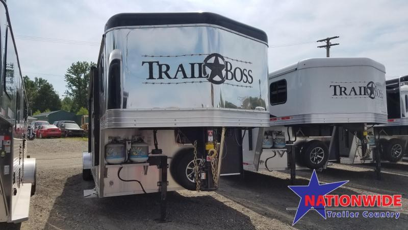 Trailer Country Cabot Ar >> 2020 Bison Trailers 7311 Trail Boss Horse Trailer Horse