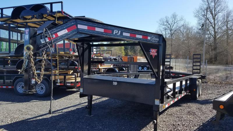 2019 PJ Trailers 83X24 Equipment Trailer