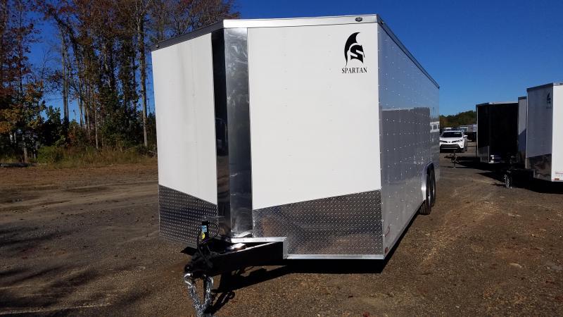 2020 Spartan Cargo 8.5X24 Enclosed Cargo Trailer