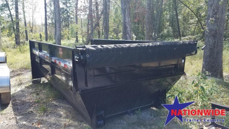 2020 PJ Trailers 83X14 BIN Dump Trailer
