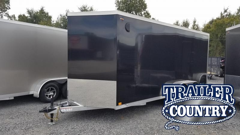 2020 Legend Trailers 7X18 TA Enclosed Cargo Trailer