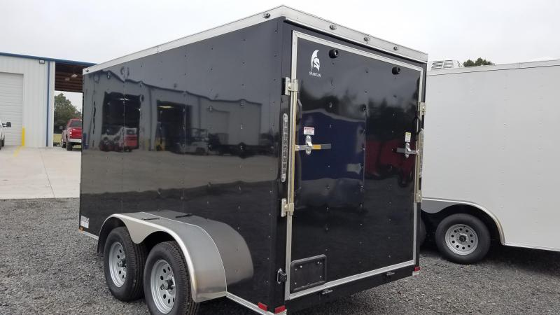2020 Spartan Cargo 6X12 TA Enclosed Cargo Trailer