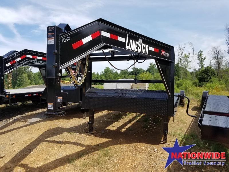 2019 Nationwide Trailer LONESTAR 83X36 GN Car / Racing Trailer