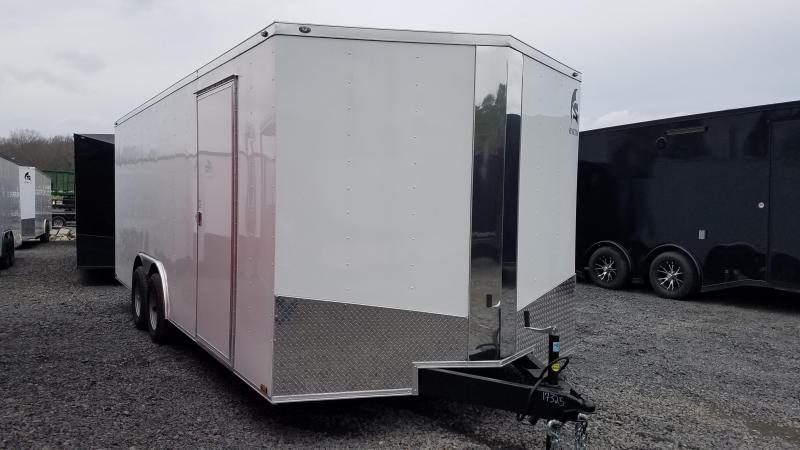2020 Spartan Cargo 8.5X20 TA Enclosed Cargo Trailer
