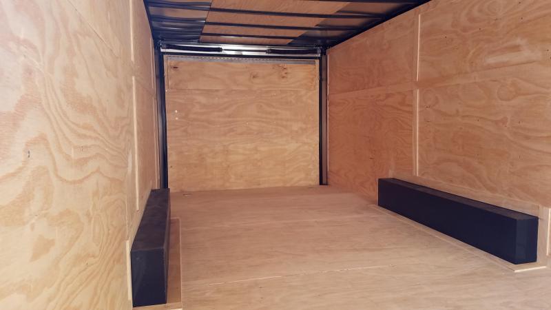 2020 Spartan Cargo 8.5X24 TA Enclosed Cargo Trailer
