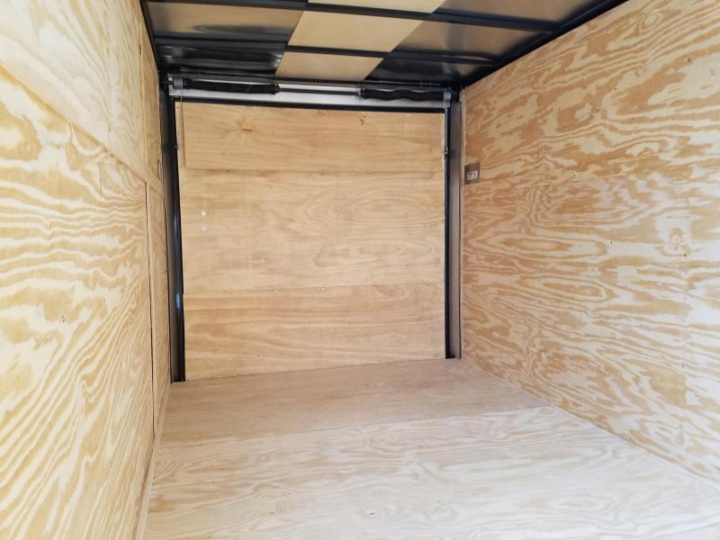 ***PRICE REDUCTION***2019 Spartan 7X16 TA Enclosed Cargo Trailer