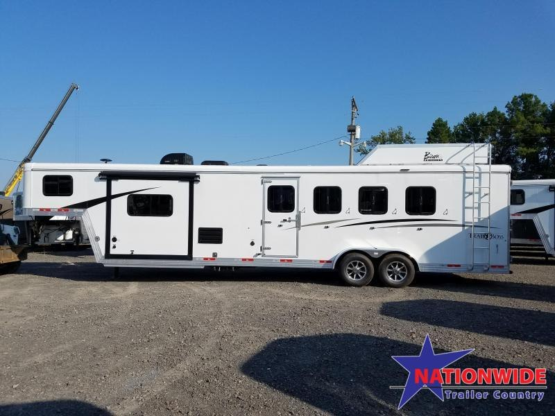 ***PRICE REDUCTION***2019 Bison LIVING QUARTERS 7411 TRAIL BOSS Trailer