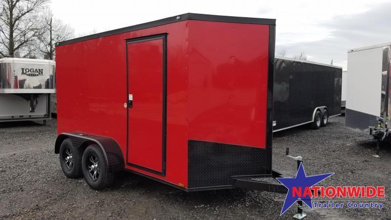 2020 Spartan Cargo 6X12 TA Enclosed Cargo Trailer