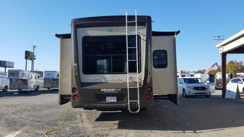 2012 Heartland Recreational Vehicles BIG COUNTRY Other Trailer