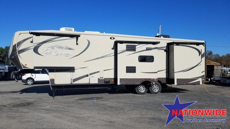 ***PRICE REDUCTION***2012 Heartland Recreational Vehicles BIG COUNTRY Other Trailer