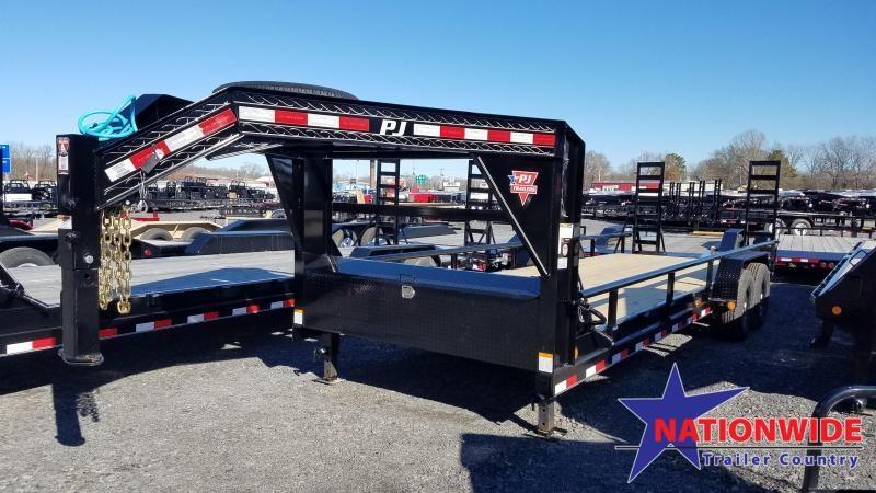2020 PJ Trailers 83X24 TA Equipment Trailer