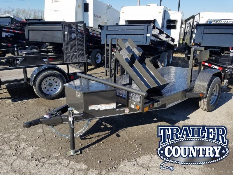 2019 East Texas 5X10 SA WELDING Equipment Trailer
